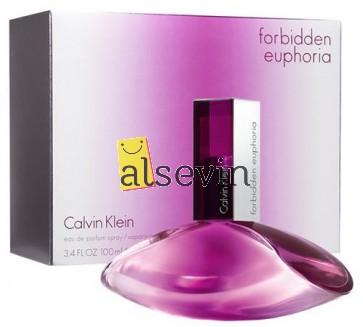 Calvin Klein Euphoria Forbidden L 30 edp
