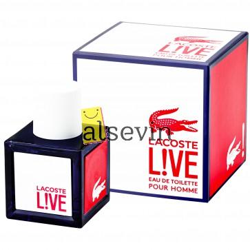 Lacoste Live Lacoste m 40 edt