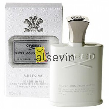 Creed  Silver Mountain Water unisex 75ml edp