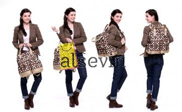 Cумка-рюкзак для мам и малышей BP048