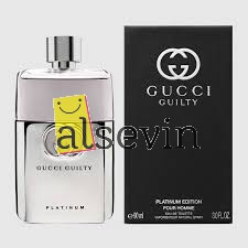 Gucci Guilty Platinum m 90edt