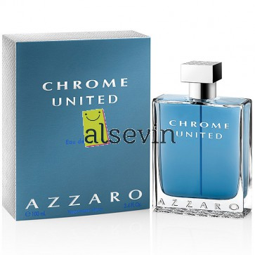 Azzaro Chrome United m 30 edt