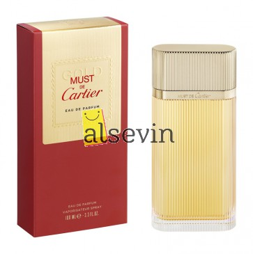 Cartier Must de Cartier Gold 100ml