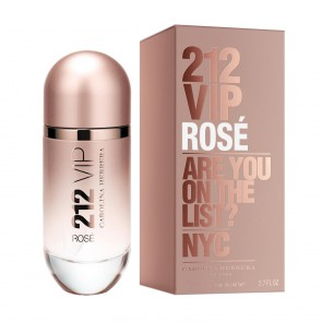 Carolina Herrera 212 VIP Rose L 30 edp