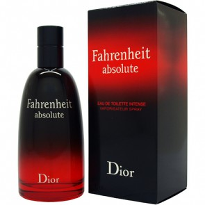Christian Dior Fahrenheit Absolute m 50 edt