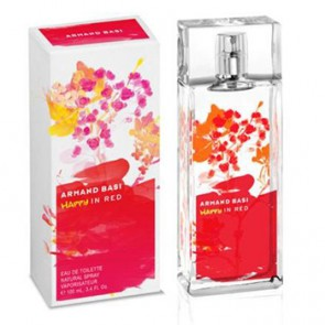Armand Basi Happy in Red L 50 edt