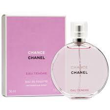 Chanel Chance Eau de Tendre L50