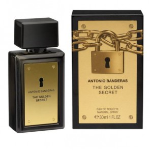 Antonio Banderas The Golden Secret m 50 edt