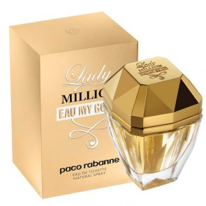 Paco Rabanne Lady Million Eau My Gold L 80 edt