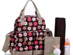 Сумка-рюкзак для мам BP016
