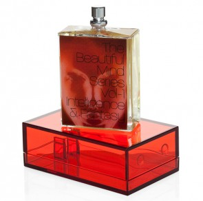 Escentric Molecules The Beautiful Mind Series Intelligence & Fantasy Unisex 100 edp