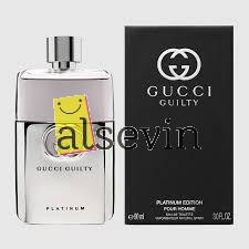 Gucci Guilty Platinum m 90edt