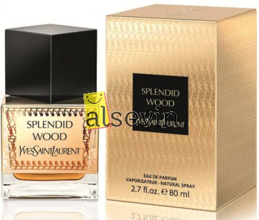 YvesSaintLauren Splendid Wood L80
