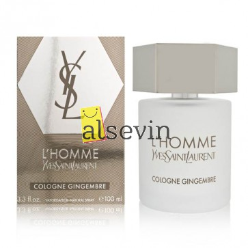 YvesSaintLaurent  Gingembre Cologne L100