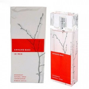 Armand Basi In Red L 50 edt