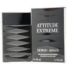 Giorgio Armani Attitude Extreme ml 50edt